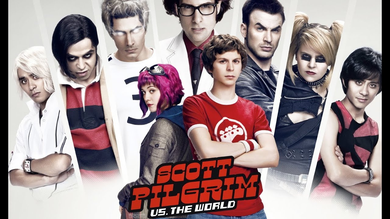 Image result for scott pilgrim vs the world