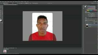 video aula foto 3x4 Adobe Photoshop CS6