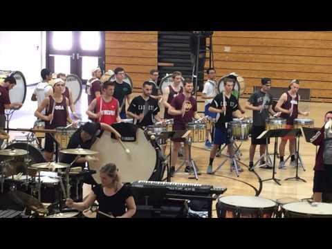 Cadets 2016 - Kashmir-encore tune (end January camp)