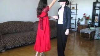 Valentines Dance Tango