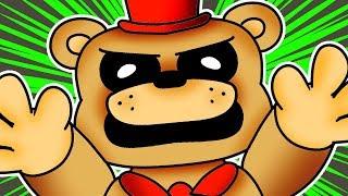 Nedd Bear Takes Over!- Minecraft FNAF Roleplay