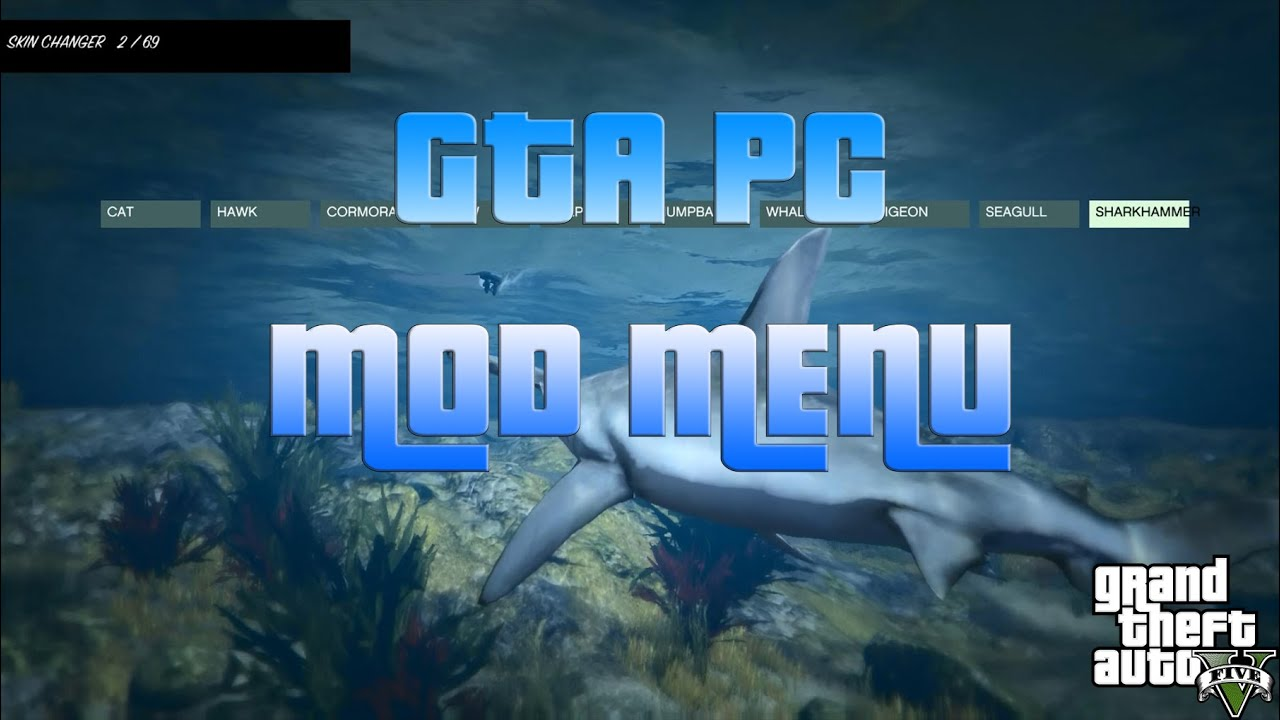 GTA 5 ONLINE PC - Mod Menu | SCRIPT HOOK V Native Trainer |[GER / ENG]