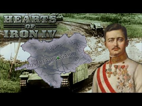 Creating the Austro-Hungarian Empire as Hungary [Hoi4]