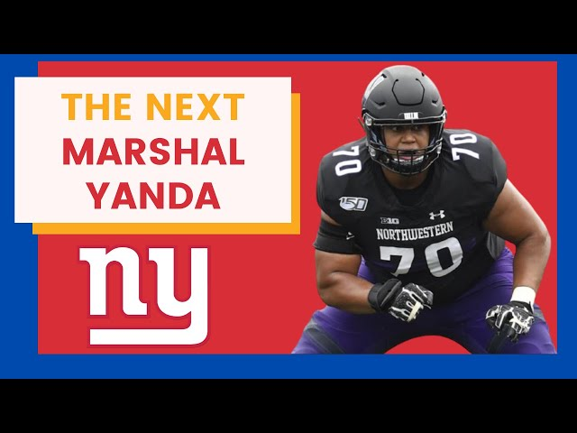 The Underrated Potential 1st Round Pick For The New York Giants