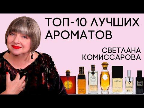 Светлана Комиссарова: самые любимые ароматы из моей коллекции