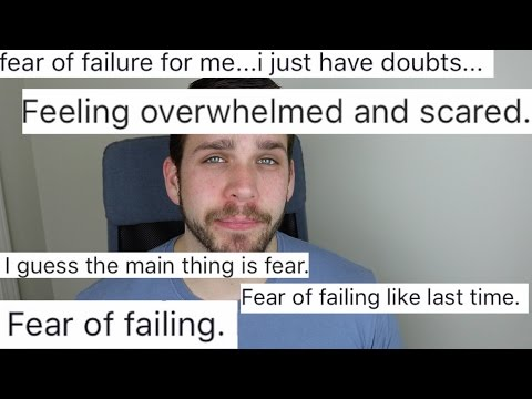 Scared To Fail Losing Weight