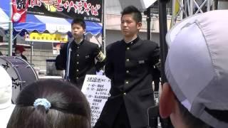 2017.5,3松山高校應援團