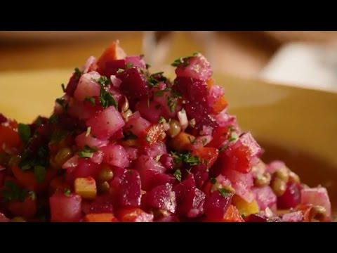 How to make beet salad recipe