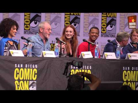 Game of Thrones - Season 7 - panel at Comic-Con 2017