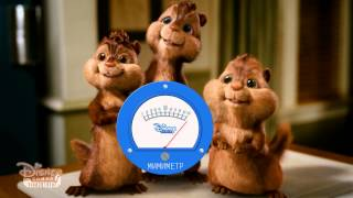 [fanmade] Disney Channel Russia - HD Remastered Alvin and the Chipmunks promo