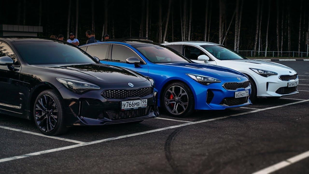 KIA STINGER. ЭКШЕН по-корейски  Борода меняет BMW? Быстрый обзор.