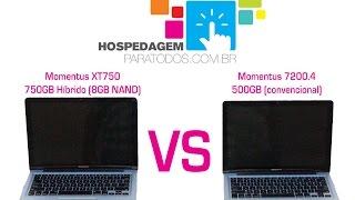 ST750LX003 (híbrido) vs ST9500420AS (HD 7200rpm)