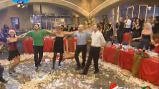Repeat youtube video Στην υγειά μας - 24 Δεκεμβρίου 2008 - Πιο γρήγορα !