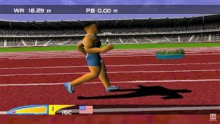 Sydney 2000 PS1 Gameplay HD