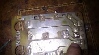 Ремонт блока БПВ 14 10 (8ми диодный) мотоцикла ИЖ