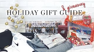 Holiday Gift Guide & Giveaway 2016! | Gifts For Her, holiday gift ideas for her, christmas gift guide