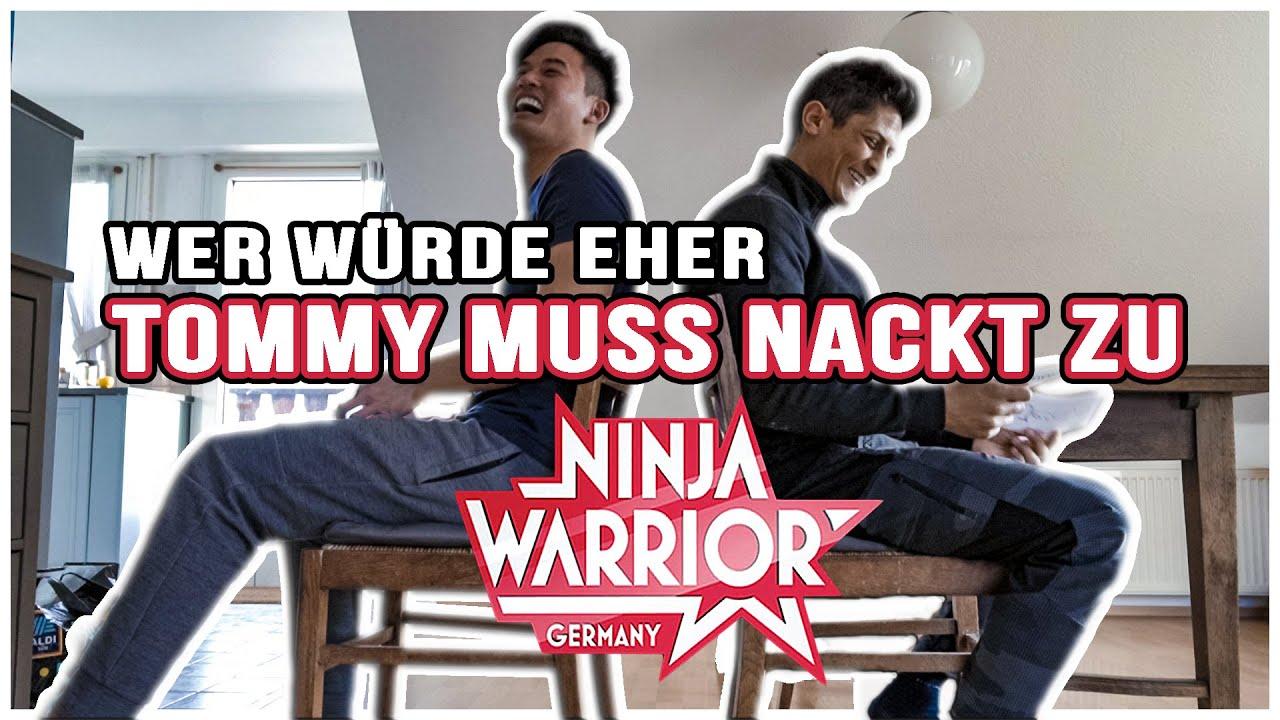 Nackt ninja warrior