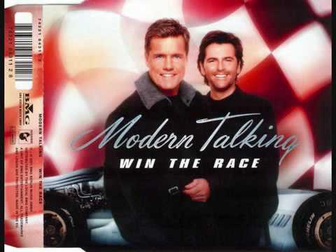 Modern talking we can win the race
