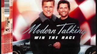 Modern talking we can win the race