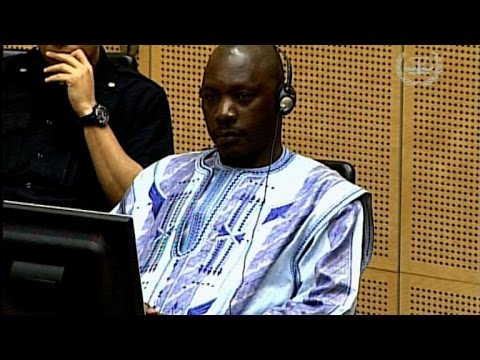 ICC rejects Congolese warlord Lubanga's appeal