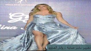 ديفيلة لجينا سلطان ضمن فعاليات مهرجان ملكات جمال الارض