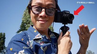 Panasonic G100 - What You Need to Know About This Tiny Vlogging Camera