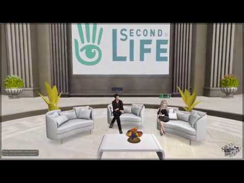 ✰ Town Hall Event with Linden Lab CEO Ebbe Altberg ✰ Second Life 13.09.2018