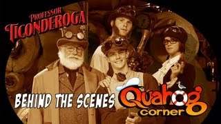 Quahog Corner: Behind The Scenes - Ticonderoga and the T-Rex