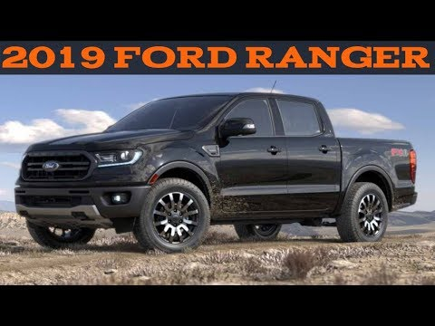2019 Ford Ranger. Specs and details