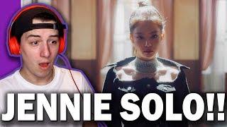Gambar cover JENNIE - 'SOLO' M/V REACTION!