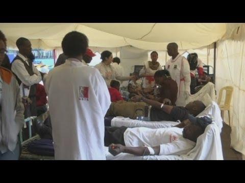 Nairobi mall siege: Hundreds of Kenyans...