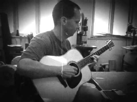 Jason Shaw playing Collings D42 Brazilian A Varnish Acoustic