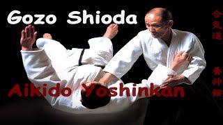 Годзо Сиода. Ёсинкан Айкидо - высшее мастерство(Gozo Shioda Sensei: Yoshinkan Aikido - Demonstration of most advanced techniques., 2016-01-20T10:26:54.000Z)