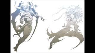 Dissidia 012 Final Fantasy - God in Fire (Feral Chaos Theme) […