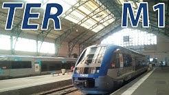 TER M1 : Montivilliers «-» Le Havre