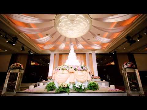 รับจัดดอกไม้งานแต่งงานอีเว้นพัทยาชลบุรี