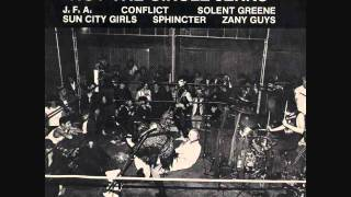 Sun City Girls -- On The Sign / Hit Man Boy / Rappin Head