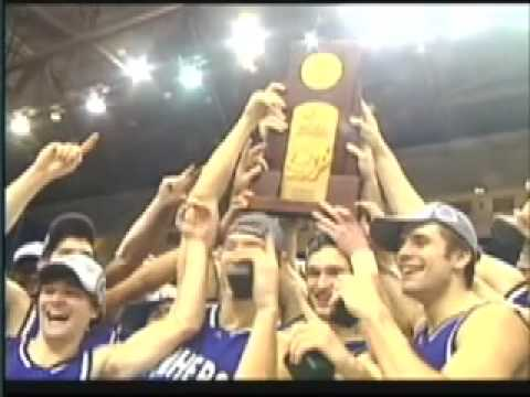 2008 Division 3 Men's Basketball Championship~ Final Four Video