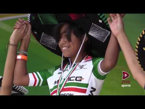 CAMPEONATO NACIONAL INFANTIL Y JUVENIL DE CICLISMO DE RUTA 2015