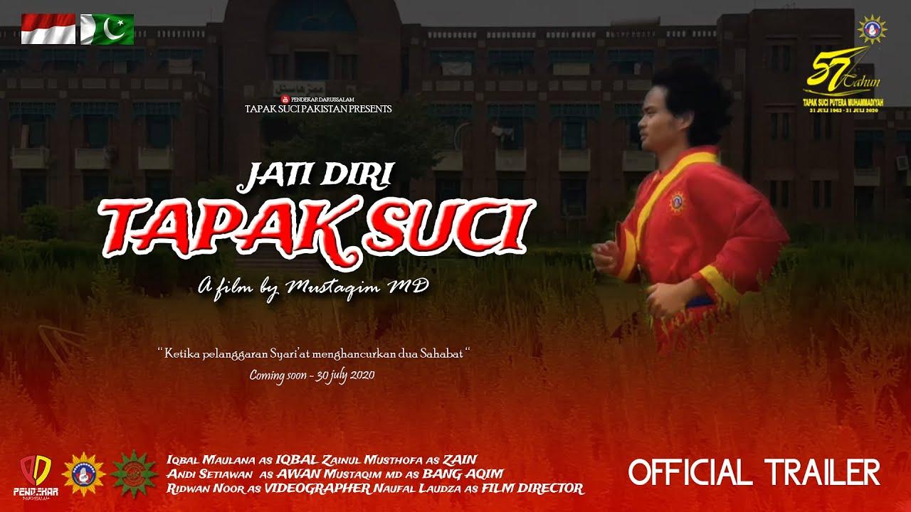 FILM TAPAK SUCI SPESIAL MILAD TERBARU 2020 - Official Trailer JATI DIRI TAPAK SUCI | Tayang 30 Juli