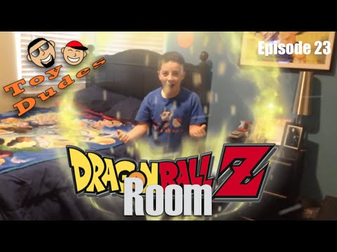 Toy Dudes Dragonball Z Room Episode 23
