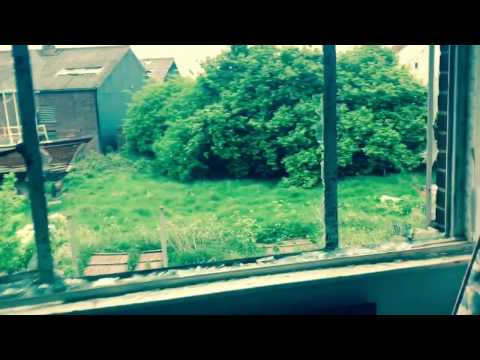 Abandoned Industrial Estate Home | Boat In The Garden