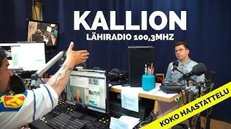 Feminismi, maahanmuutto ja politiikan uskottavuus - Tynkkynen vieraana Kallion Lähiradiossa