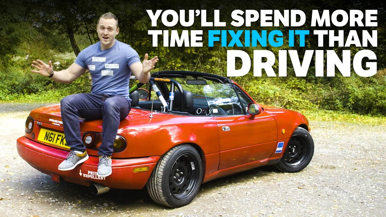 7 Things You Should Know About Project Car Ownership