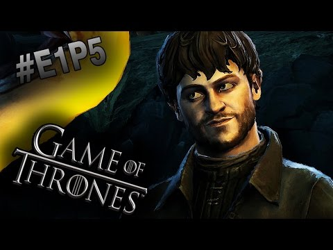 PSYCHO RAMSAY! & SENTINEL, SO MANY Difficult Choices! - Game Of Thrones Gameplay ~ Episode 1 Part 5