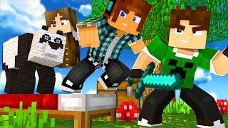 FAMÍLIACRAFT NO BEDWARS !! - Minecraft (Com Authentic, Spok e Jazz)
