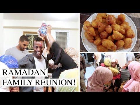 MY SYRIAN FAMILY FINALLY MOVED TO CANADA!! | The Ramadan Daily | Aysha Abdul