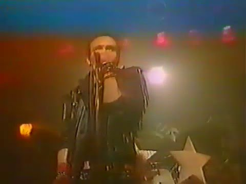 Adam Ant  Miss Thing  Killer in the Home Live on Bliss