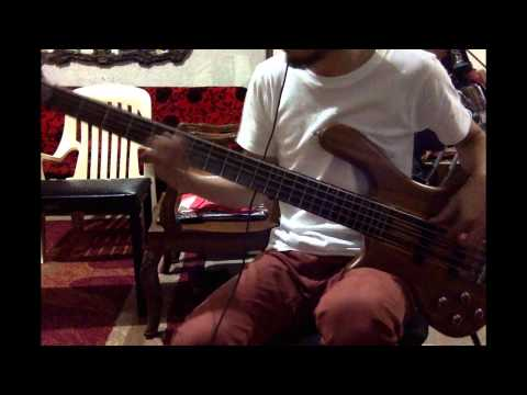 Friend Of God - Israel Houghton And New Breed Bass Cover/Demo By Paulo Agudelo