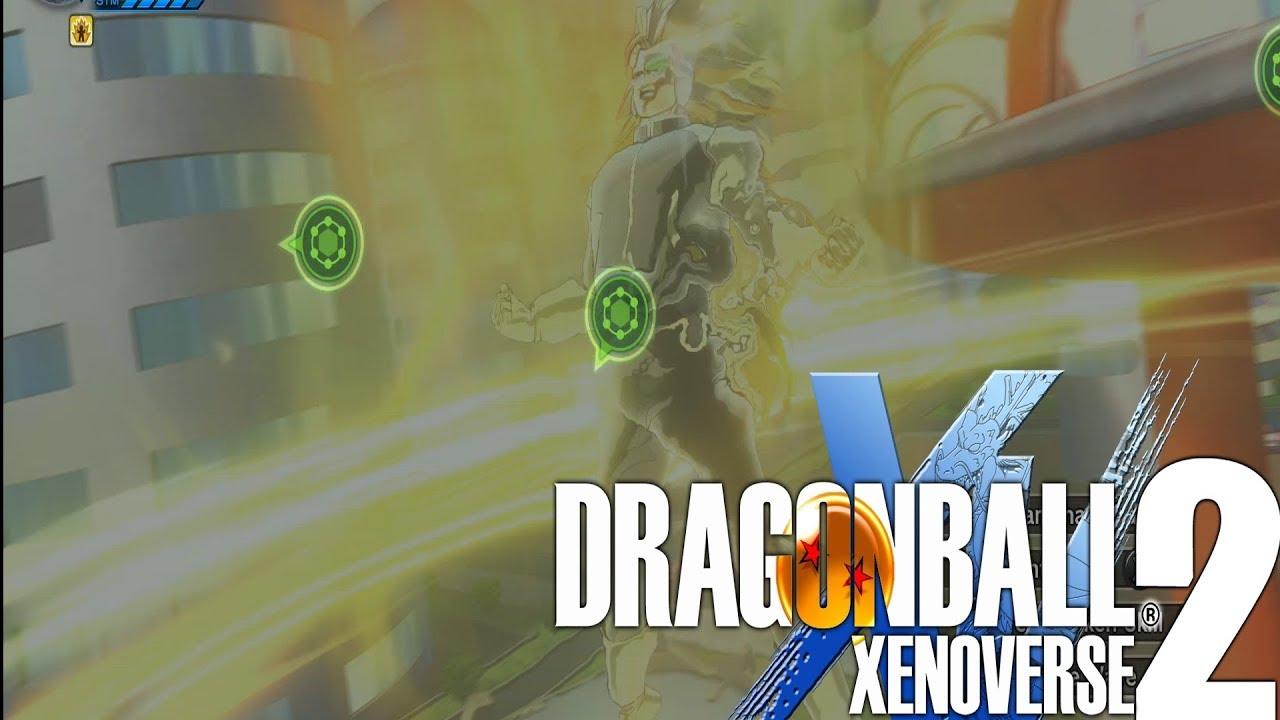 dragon ball xenoverse 2 how to get super saiyan god